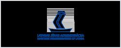 Latvijas Jūras Administrācija Logo