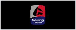Sailing Latvia Logo